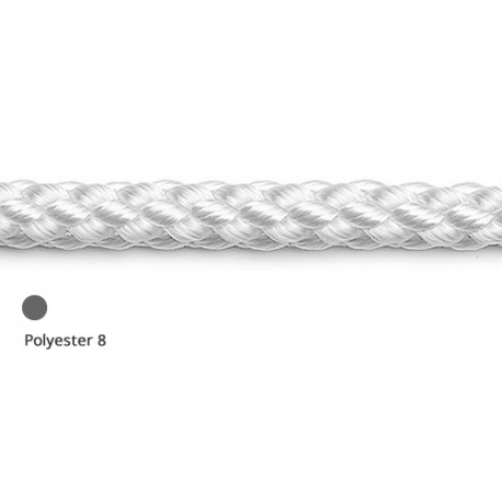 Robline Ropes - Poliéster 8