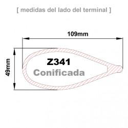 ZSpars - Cruceta Z341R Conificada